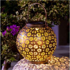 Hepside Led Lantern Decorative