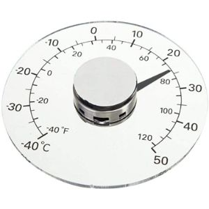 Advancethy Car Window Thermometer