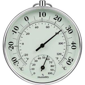 Imangoo Outdoor Thermometer Humidity Gauge