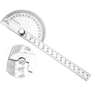 Zaleonline Steel Angle Ruler