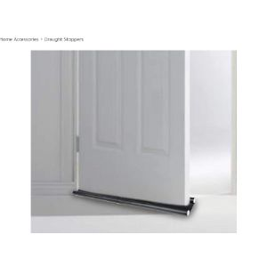 Double Sided Door Draft Stopper