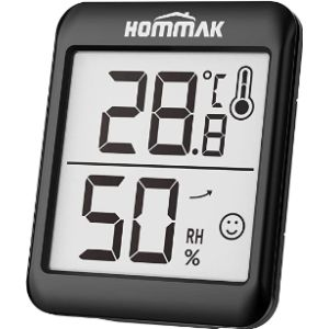 Hommak House Humidity Meter