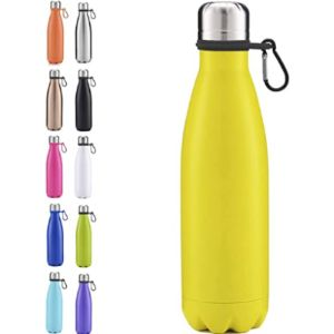 Sunlotus Yellow Drink Bottle