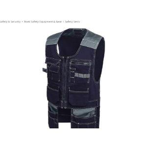 Wzrx7 - Shop Safety Vest Color