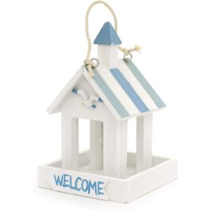 Carousel Home And Gifts Wooden Window Bird Feeder