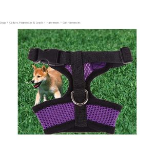Wpos Cat Safety Vest