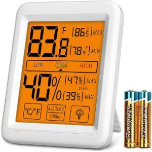 Herphia Jumbo Outdoor Thermometer