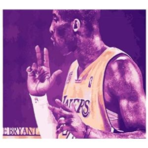 Unknow Lakers Number 8