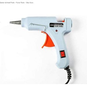 Qaiyxm Hot Melt Glue Spray Gun