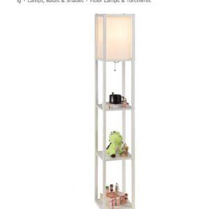 Gaoxingshop Corner Shelf Light