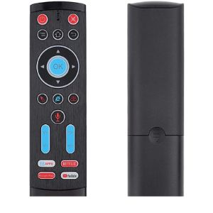 Osloon Voice Recognition Tv Remote Control