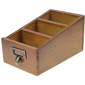 Ruixia Remote Control Organizer Box