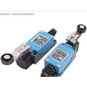 X-Dree Plunger Type Limit Switch