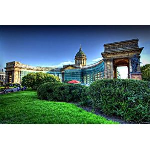 Kazan Cathedral St Petersburg