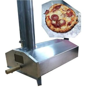 Super Grills Stainless Steel Outdoor Pizza Oven