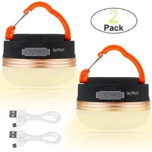 Hootracker Led Utility Lantern