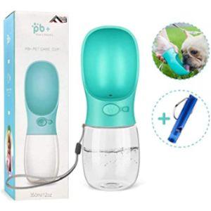 Flybiz Pet Travel Water Bottle Bowl
