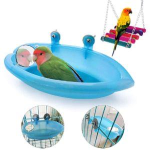 Lifreer Budgie Bird Bath