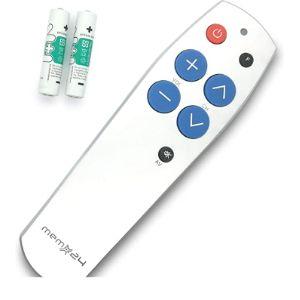 Memo24 Big Button Tv Remote Control