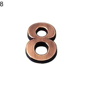 Arabic Number 8