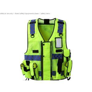 Gyj&Mmm Safety Utility Vest