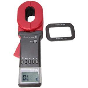 Akozon Earth Resistance Clamp Meter