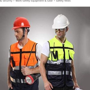 1Yess Qualified Reflective Vest