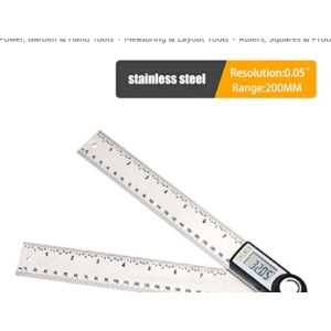 Xiaohe Definition Angle Ruler