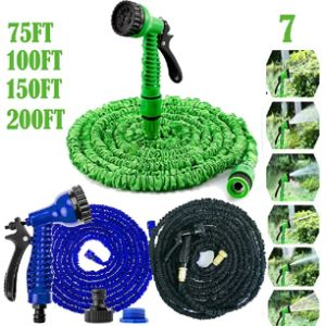 Lucn Green Garden Hose