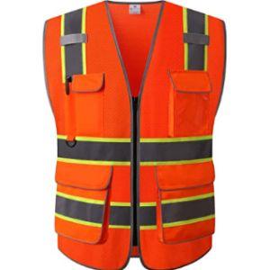 Uninova Traffic Control Safety Vest