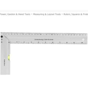 Fabater Definition Angle Ruler