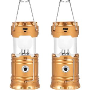 Lelesta Led Lantern Collapsible
