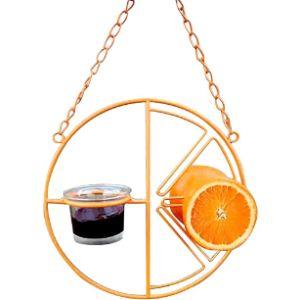 Hanshin Bird Feeder Orange