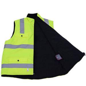 Kleddp Cotton High Visibility Vest