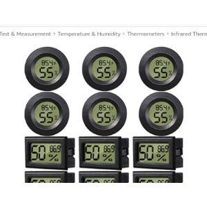 Camisin Name Humidity Meter