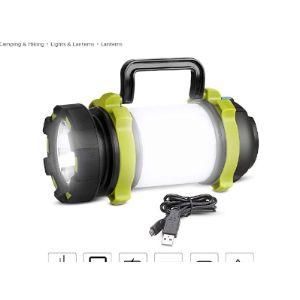 Lytld Target Led Lantern