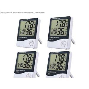 Haude Name Humidity Meter