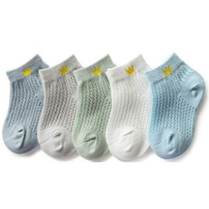 Dogeek Boy Chart Sock Size