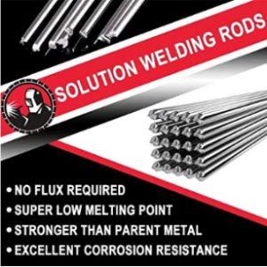 Saker Cast Steel Welding Rod