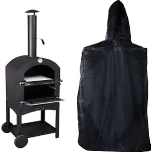 Fyblossom Cover Wood Fired Pizza Oven