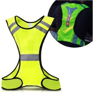 Zavarea Reflective Safety Vest Running