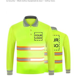 Yoweshop Reflective Safety Vest