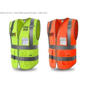 Htgw Law High Visibility Vest