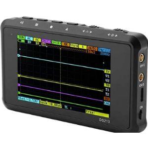 Liukouu Digital Oscilloscope 4 Channel