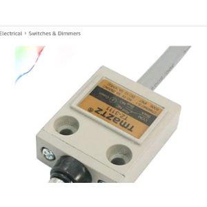Qiskaii Ip67 Limit Switch