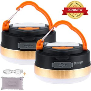 Inpher Camping Lamp Rechargeables