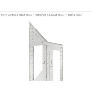 Tommy Lambert Name Angle Measuring Tool