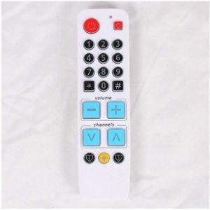 Qhks Big Button Tv Remote Control