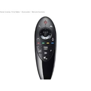 Qhks Ic Tv Remote Control
