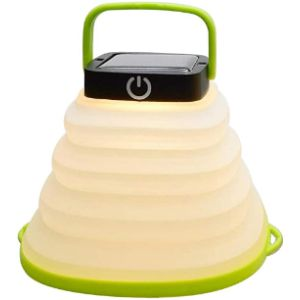 Treeleaff Solar Rechargeable Led Lantern